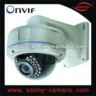 720P Waterproof Vandalproof Infrared CCTV Megapixel IP Camera