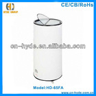 Fan direct cooling of Can Cooler