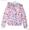 ladies and women fashion down jacket