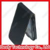 Flip Genuine Leather Case for HTC Sensation Z710e