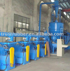 Fabric separator & Rubber fine grinding machine