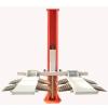 Single post lift: JCY-1000