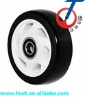 Medium PU monowheel / single wheel