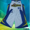 Custom sublimation basketball jersey
