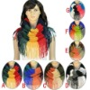 Women's winter magic scarf,multi colors and usages, NL-1930