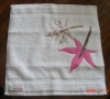 Terry hand towel with Embroidery