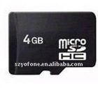 4gb micro sd memory card