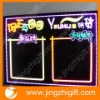 new products night club neon led sale writing board