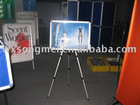 Portable Aluminum Three-Foot Poster stand