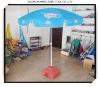Salvery logo promotion umbrellas