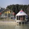 31SQM Modern Yurt with big windows