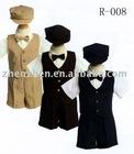 2010 new arrival R-008 lovely boy suit/wear
