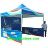 Event Tent for Outdoor Event, Advertising Trade Show