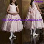 2011 popular flower girl dress