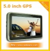 "4.3"" inch Touch Screen Car GPS Navigation WinCE"