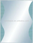 2012 hot sellers decorative bilayer silver mirror VSM-901