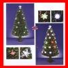 With led ornaments big christmas tree