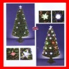 With led ornaments big christmas tree