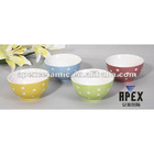 5'' Color Ceramic Bowl, Porcelain Bowl, Soup Bowl (DS735)