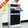 CHERRY wooden melamine finished shoe cabinet