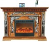 Luxurious electric fireplaces for interior decoration