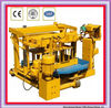 price QT40-3 samll mobile concrete brick making machine