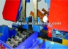 High speed band sawing cutting system