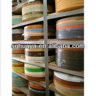 wood grain color PVC edge banding tape