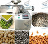 Easy Operating Stainless Steel Spiral Home Olive Oil Press Machine