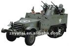 radio control (RC )model truck/car, 1/16 Multiple Gun Motor Carriage ------- M16