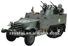 radio control (RC )model truck/car, 1/16 Multiple Gun Motor Carriage ------- M16
