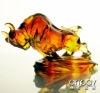 24% lead crystal Bull/ liuli Bull