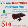 Solar Bag in Portable Design 6W/1000mAh Output