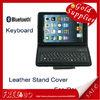 Leather bluetooth keyboard for iPad mini