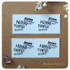 Custom Temporary Body Tattoo Sticker (WF-6161)