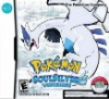 Pokeman soulsilver US EU version with LOGO 1:1 welcome vedio game cards
