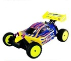 HSP RC 1/10th Scale Nitro Powered 4WD Off-Road Buggy 94105