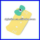 new style silicone phone case for iphone5s