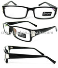 fashion plastic reading glass