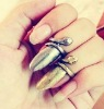 2013 very cool and fashion fingernail rings
