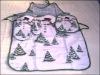 apron & glove