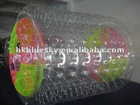 Colorful water roller with PVC material
