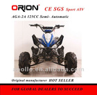 125cc AGA-2a sport atv ORION Brand for global dealers to success