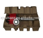 paper pulp moulding package tray