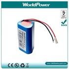 11.1V 2200mAh Flashlight 18650 li-ion battery pack