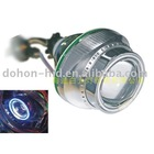 Bi-Xenon/HID Bi-xenon Projector Lens Light for car G3 ( with 7 Color LED )