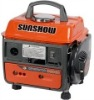 PORTABLE BRUSHLESS SINGLE PHASE GASOLINE GENERATOR