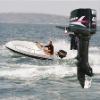 Outboard Motor, 40HP, 2-stroke,OTH 40.