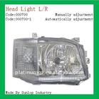 Hiace 2010-2011 Manually/Automatically Head Light #000700 headlamp for hiace New hiace parts