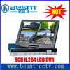 2012 hot sales 8CH channel high-end ditital DDR,High-end tech video DVR BS-MX08A